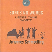 Songs No Words 2017 - Lieder Ohne Worte